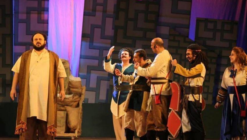 هذه العروض تختتم مهرجان المسرح القومي في دورته الـ12
