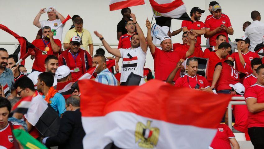 مونديال روسيا| المصريون يساندون المنتخب بالتشجيع وخفة الدم