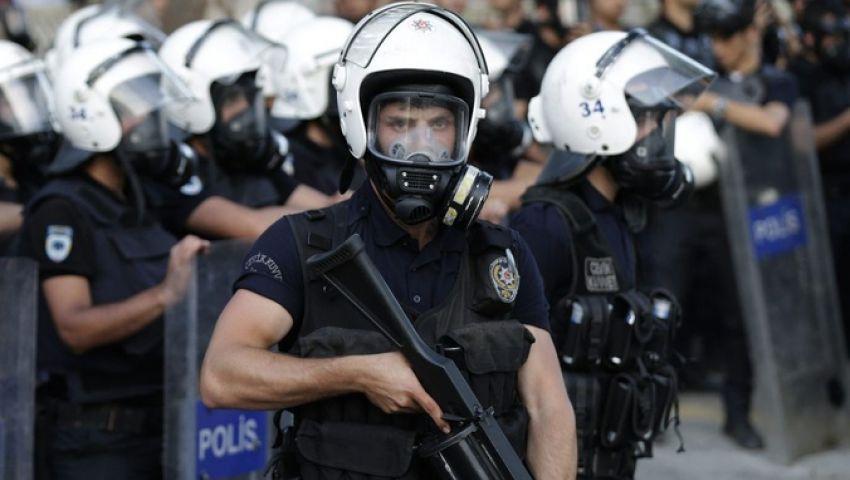 تركيا تقبض على 63 مشتبه بانتمائهم لمنظمات إرهابية