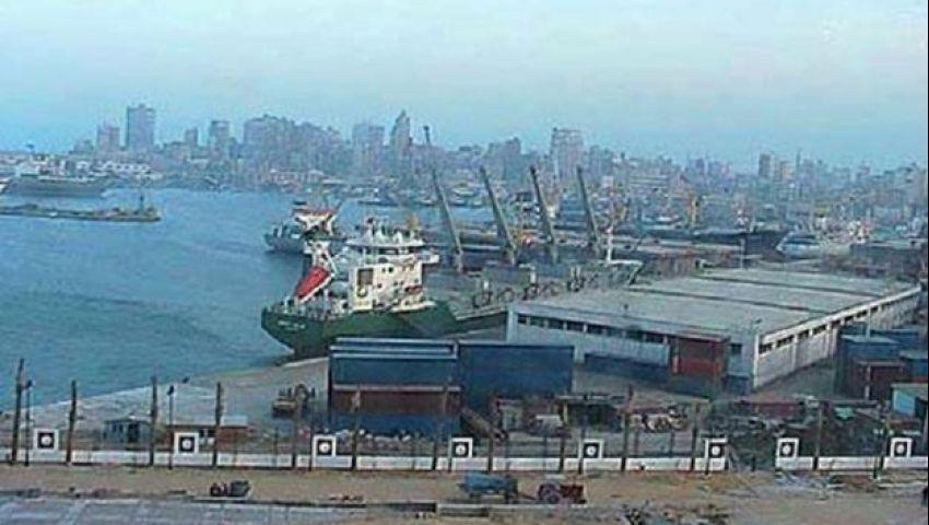 استقرار حركة الملاحة بموانئ البحر الأحمر