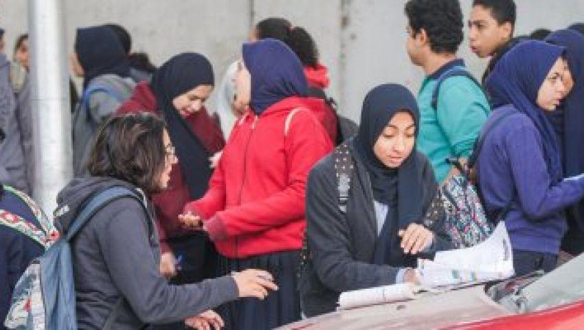 أول رد من التعليم على شائعة تسريب امتحان اللغة العربية للثانوية العامة