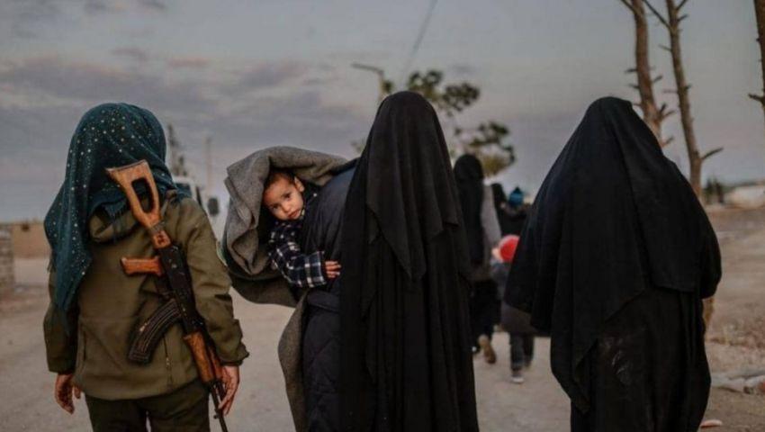 استهداف عائلات «دواعش» بقنابل صوتية في العراق