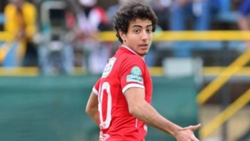 محمد هاني.. لاعب بدرجة معلم في الأهلي