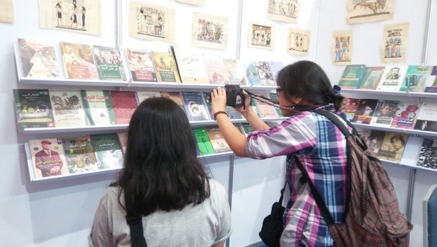 بالصور| الإصدارات المصرية  في معرض إندونيسيا الدولي للكتاب