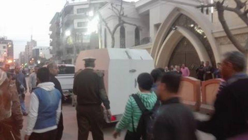 سكرتير الغربية: 13 قتيلا و42 مصابا في انفجار كنيسة طنطا