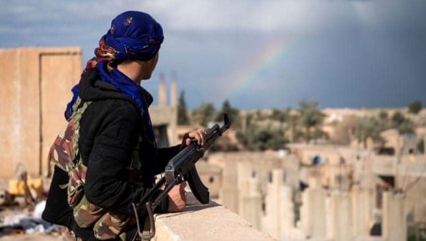 الجارديان: مقاتلو داعش ينسحبون من باغوز.. معركة تفكيك «الخلافة» تنتهي