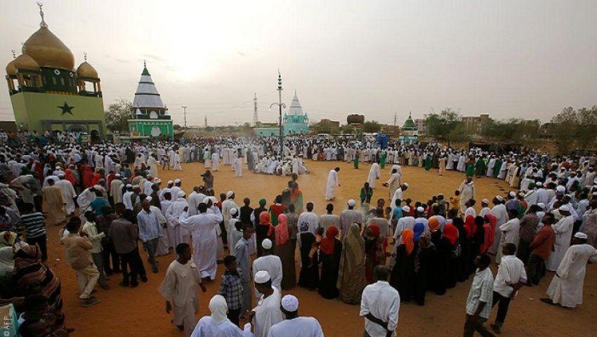 السودان..  15 ساحة رئيسية  تحتفي بذكرى المولد النبوي