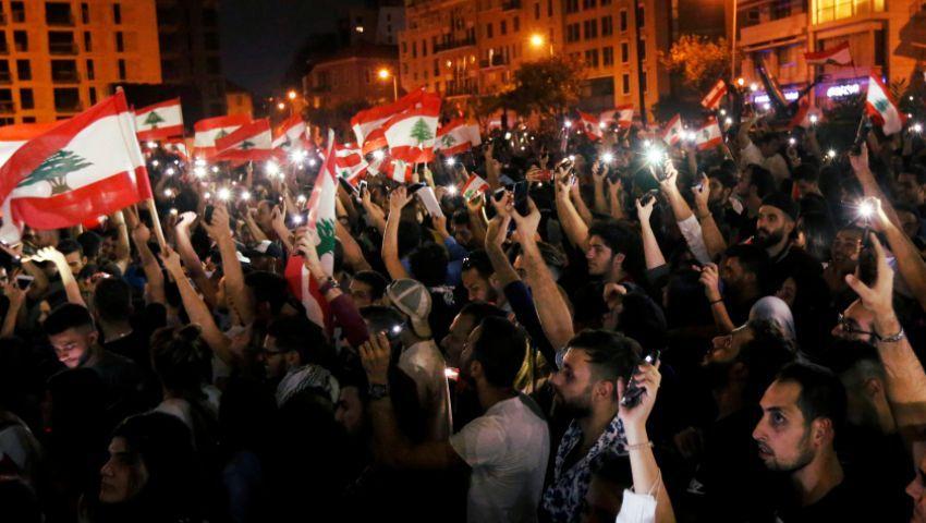 لبنان | «العفو الدولية»: الشرطة تستخدم القوة ضد المحتجين