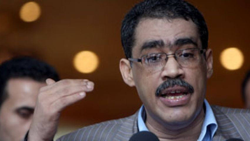 رشوان: تعديلات الدستور مخيبة لآمال الصحفيين