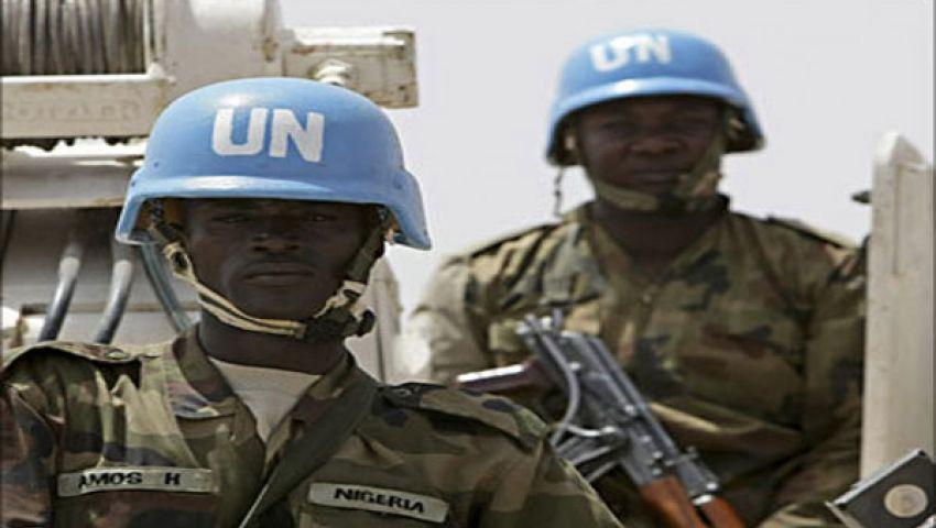 وصول 40 من قوات حفظ السلام إلى سيناء