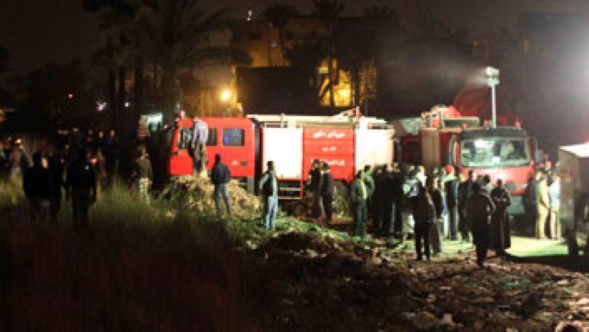 أهالي ضحايا قطار دهشور: الحكومة فاشلة ويجب عليها الرحيل