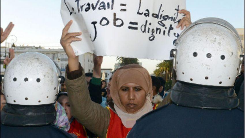 تراجع نسب البطالة في المغرب 0.6 %