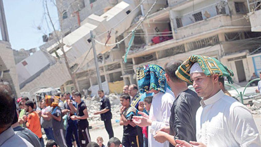 غزة تتنفس أول جمعة منذ 51 يوما من العدوان