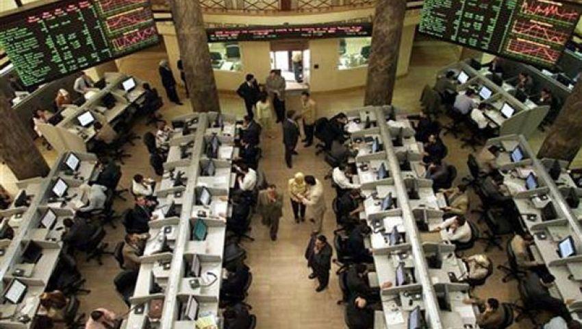 البورصة تواصل النزيف وتخسر 5.8 مليار جنيه