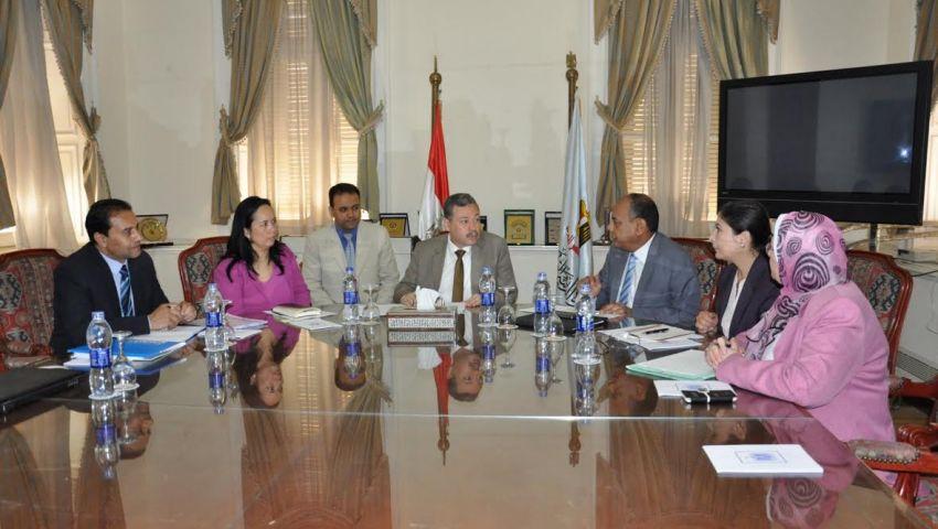 وزارة التعليم :51 ألف سورى يدرسون فى المدارس المصرية