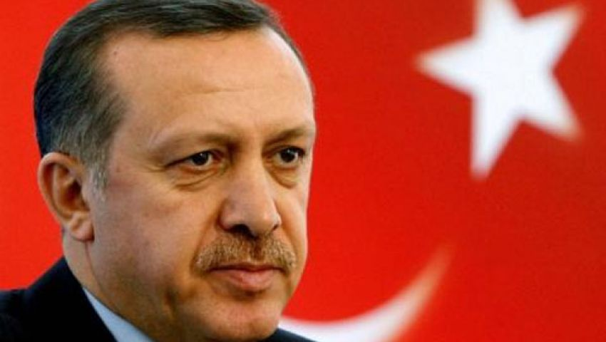 مؤيدو مرسي يرفعون صور أردوغان