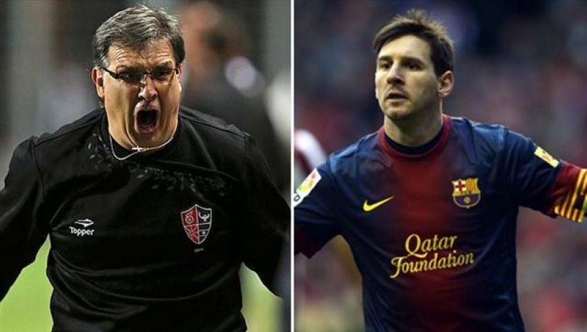مدرب برشلونة يثبت انه لا يخشى ميسي