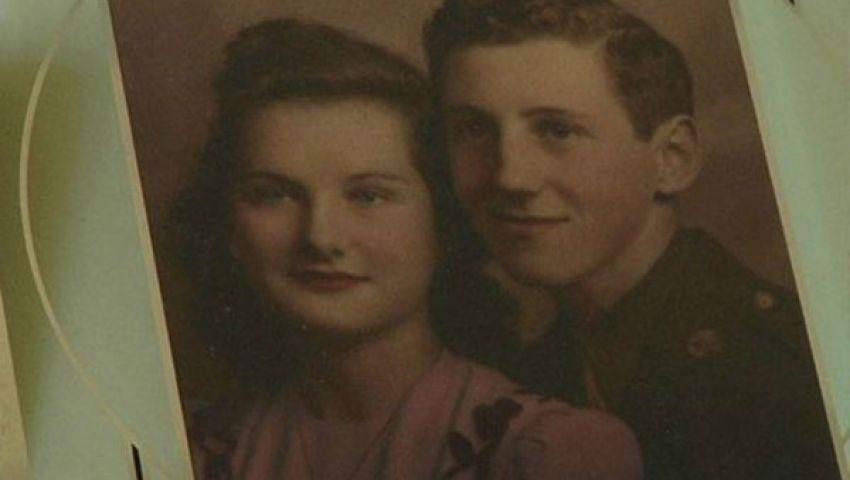 زوجان عاشا معا 71 سنة