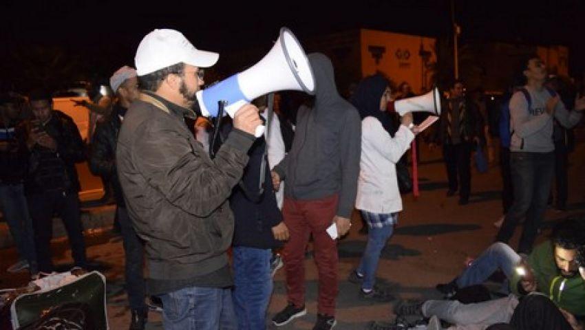 فيديو  المغرب.. إصابات في صفوف المعلمين بعد فض الأمن لاعتصامهم