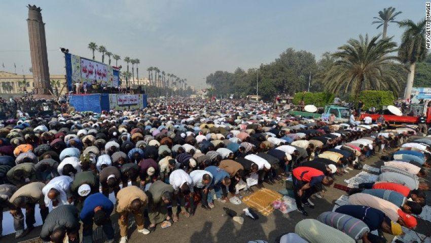 8 مسيرات تنضم للنهضة والأعداد تقترب من المليون