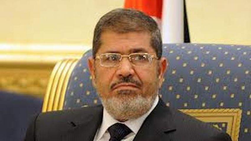 الحرية والعدالة: لا معلومات لدينا حول إضراب مرسي عن الطعام