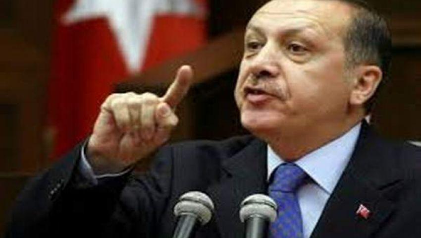 أردوغان: حل الخلاف مع الحكومة لا يكون بهدم اقتصاد البلد