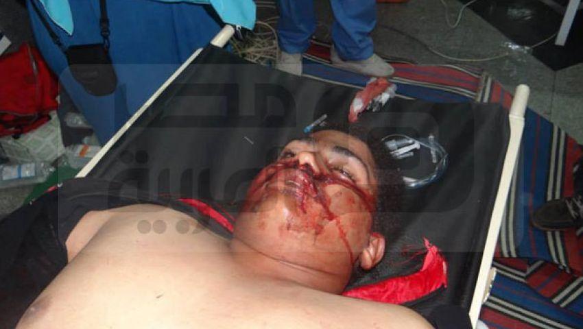 الحرية والعدالة: قتيل شبرا طالب من الشرقية