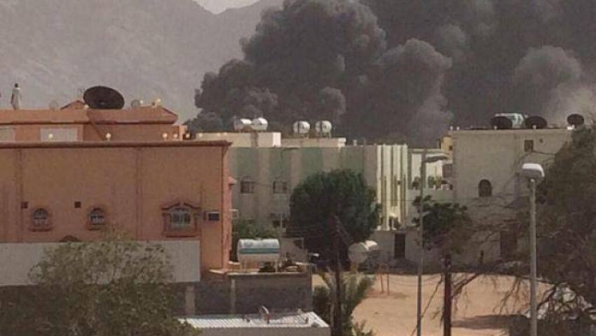 الحوثيون يقصفون مدينتي نجران وجيزان السعوديتين