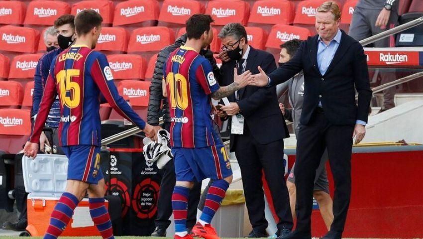 برشلونة يحقق أسوأ حصيلة منذ 28 عاماً.. وديمبلي يزيد المعاناة
