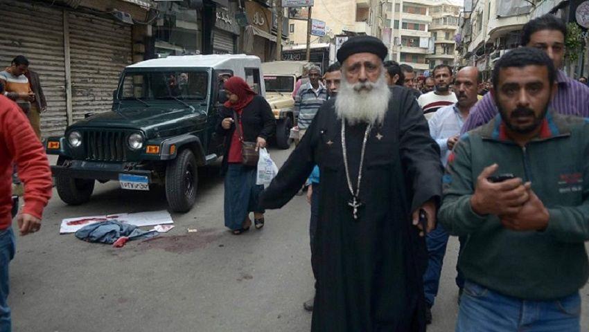 قضاة «الأسرة» يقفون دقيقة حداد علي ضحايا تفجير كنيستي طنطا والإسكندرية