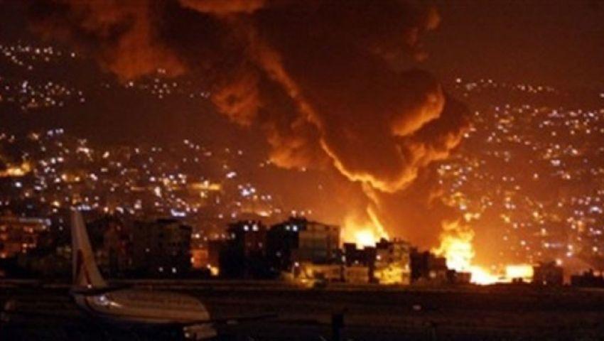 غارات جديدة لـعاصفة الحزم على مواقع الحوثيين بصنعاء