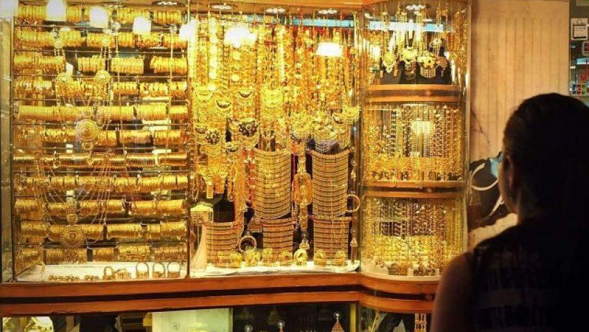 فيديو| الجرام يواصل الارتفاع.. تعرف على أسعار الذهب في العيد