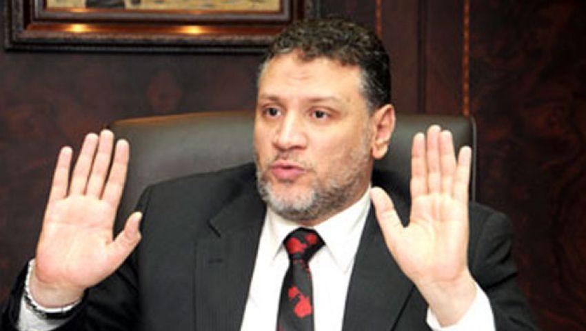 وزير الشباب يحذر من عنف احتجاجات 30 يونيو