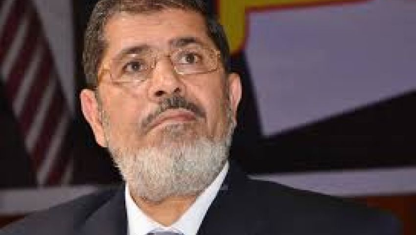 الكسب غير المشروع يحقق مع مرسي