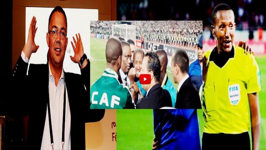 حقيقة إيقاف فوزي لقجع رئيس الاتحاد المغربي لمدة عام