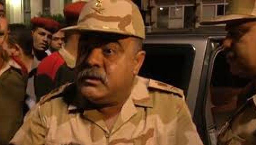 فيديو..قائد الجيش الثاني: على جثثنا إرهاب المواطنين