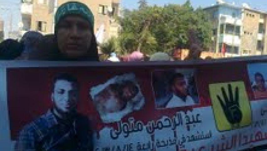 فيديو.. والدة ضحايا الشرعية: أشارك بجميع المسيرات لنصرة الإسلام