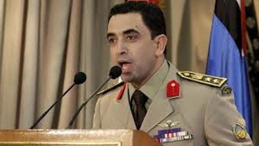 القوات المسلحة تنفي تواجد بوارج أمريكية قرب السواحل المصرية