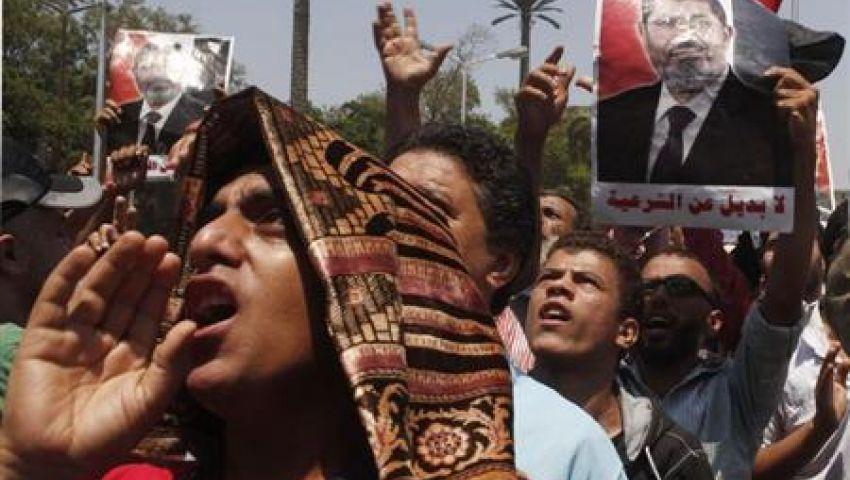 النور يطلق حملة لإقناع قواعده بعزل مرسي