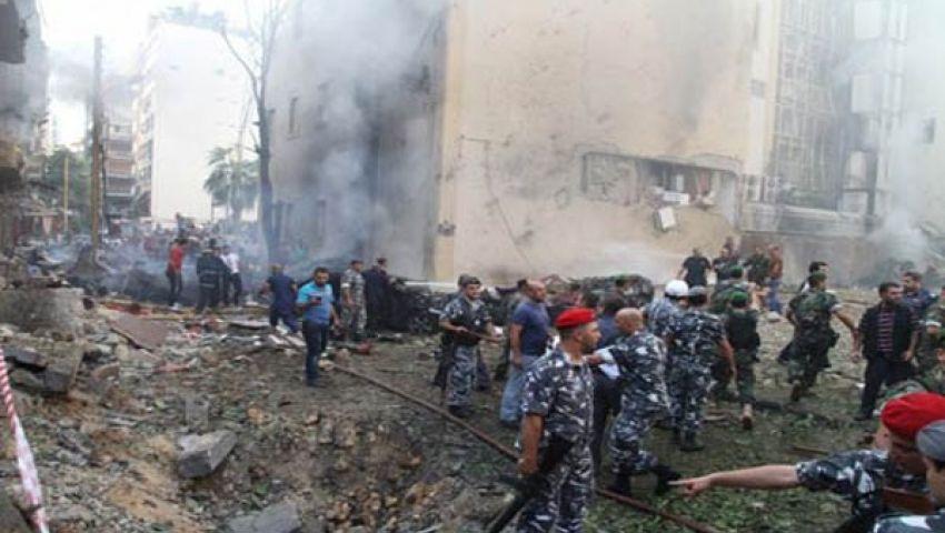 عبوتان ناسفتان تستهدفان موكبًا أمنيًّا في شرق لبنان