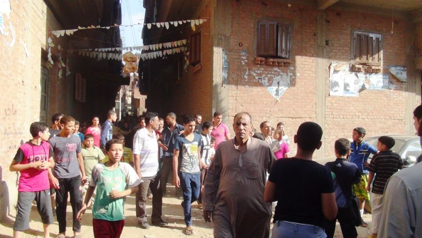 السواد فى كل مكان بالمنوفية .. 21 قتيل في حادث سيناء