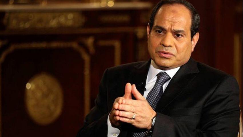 السيسي يسحب قرار رئيس المجلس الأعلى للقوات المسلحة