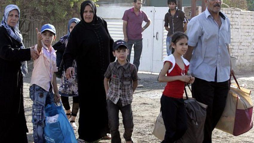لبنان يغلق حدوده أمام اللاجئين السوريين