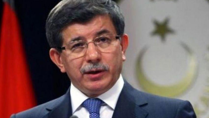 تركيا: نرفض الانقلاب العسكري في مصر
