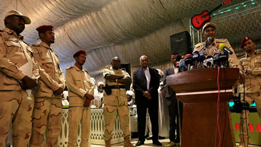 السودان.. المجلس العسكري: ملتزمون بـ «اتفاق الخرطوم»