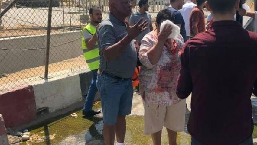 ديلي ميل: مع تعافي السياحة.. الإرهاب يستهدف منطقة الأهرامات