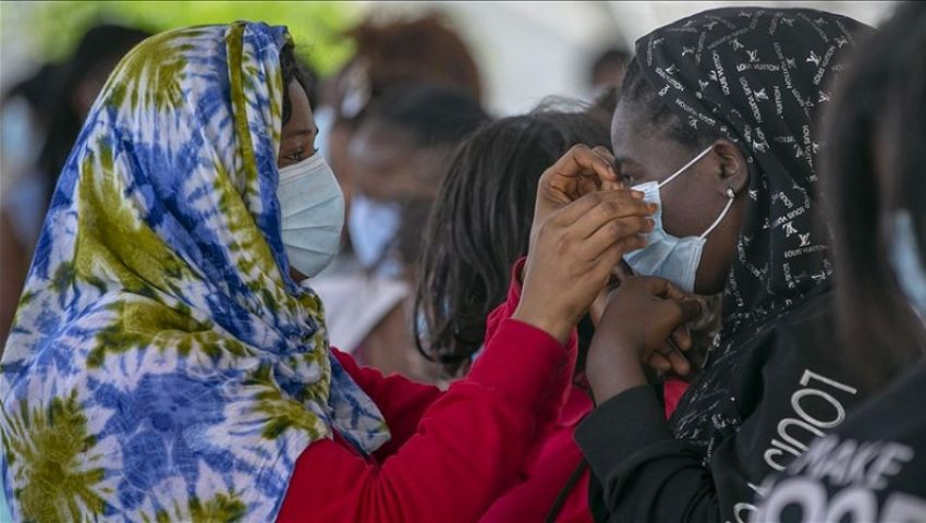 في يوم واحد.. جنوب أفريقيا تسجل أكثر من 10 آلاف إصابة بكورونا