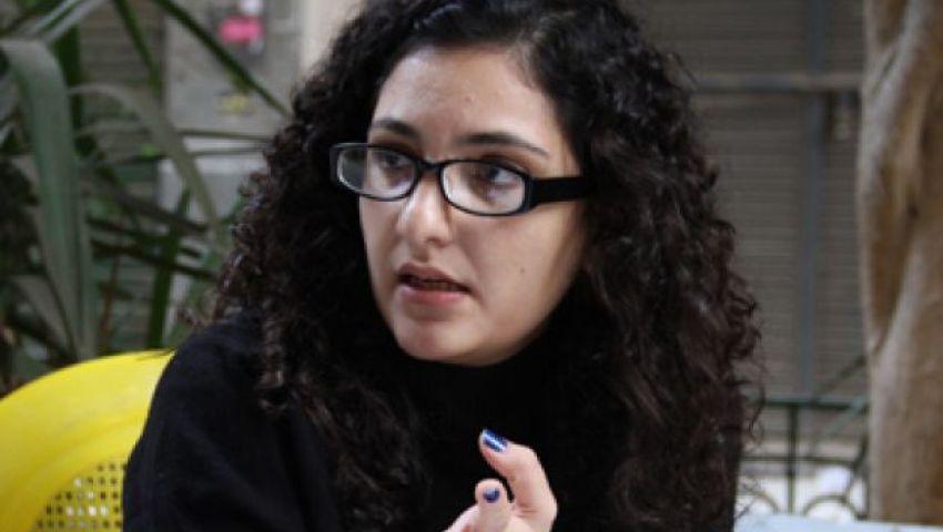 منى سيف تعليقًا على العفو الرئاسي: ملعون يا سيسي في كل لحظة