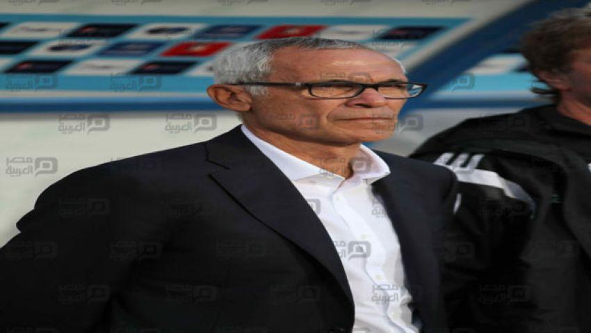 كوبر يرفض التعليق على أزمة عبد الشافي