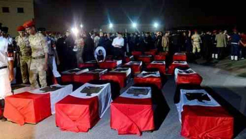 تأجيل مؤتمر سوفالدي حدادًا على ضحايا سيناء